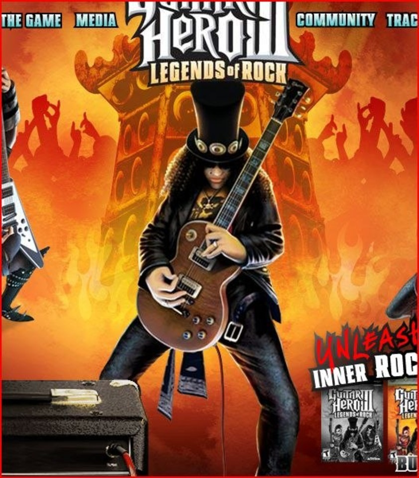 Guitar Hero: Guns N' Roses is not likely to happen.