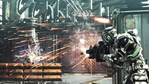 Vanquish would have benefited from multiplayer, says Bleszinski.