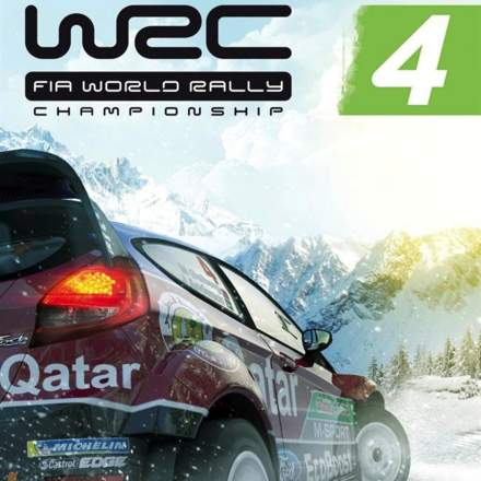 WRC 4: FIA World Rally Championship