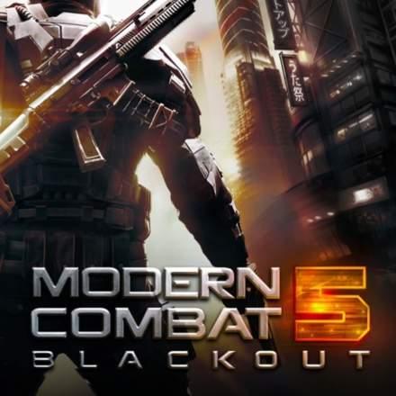 Modern Combat: Blackout