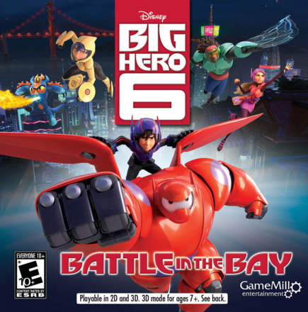 Disney Big Hero 6: Battle in the Bay