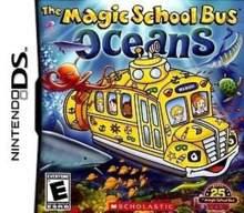 The Magic School Bus: Oceans