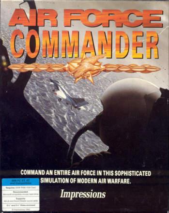 Air Force Commander