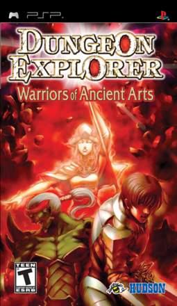 Dungeon Explorer: Warriors of Ancient Arts