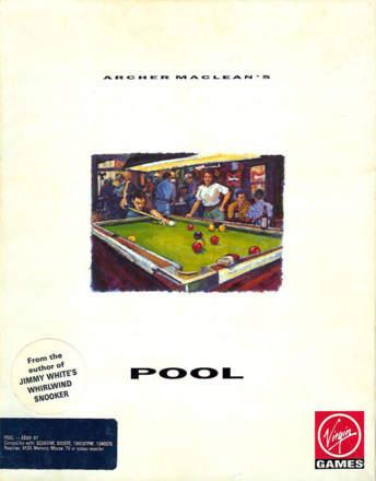 Archer Maclean's Pool