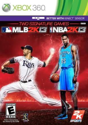 NBA 2K13/MLB 2K13 Combo Pack