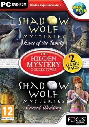 The Hidden Mystery Collectives: Shadow Wolf Mysteries / Bane of the Family & Cursed Wedding
