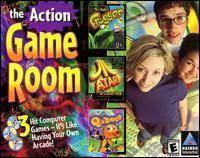 The Action Game Room