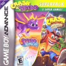 Crash & Spyro Superpack: Spyro: Season of Ice \ Crash Bandicoot: The Huge Adventure