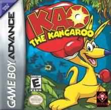 KAO the Kangaroo (2001)