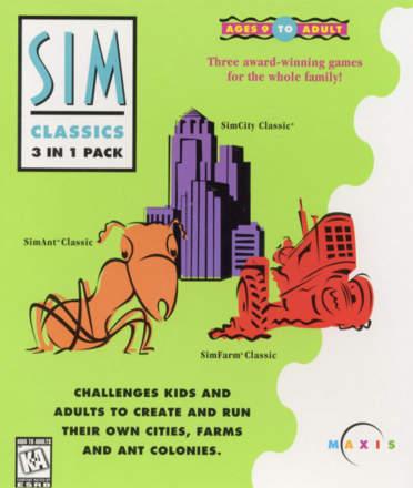 SimClassics: 3 in 1 Pack