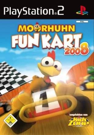 Crazy Chicken Fun Kart 2008