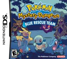 Pokemon Mystery Dungeon: Red/Blue Rescue Team