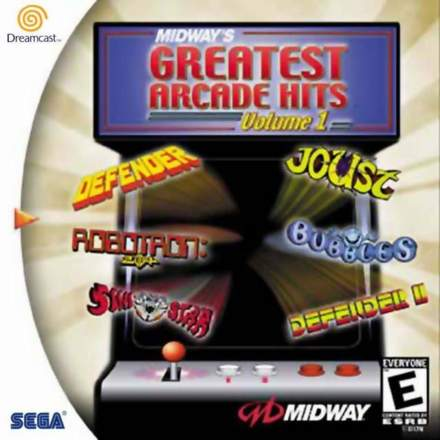 Midway's Greatest Arcade Hits Volume 1