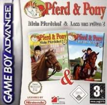 Horse & Pony: My Horsefarm / Let's Ride 2