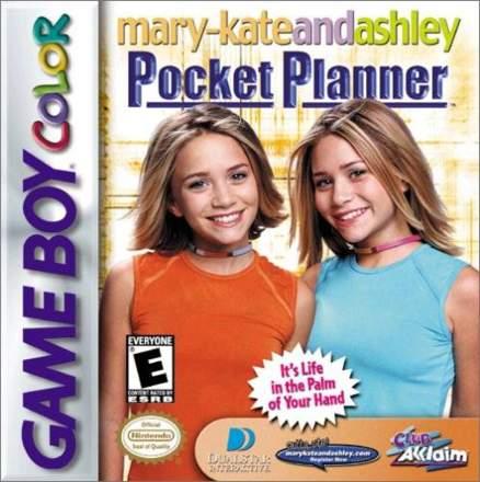Mary-Kate and Ashley: Pocket Planner