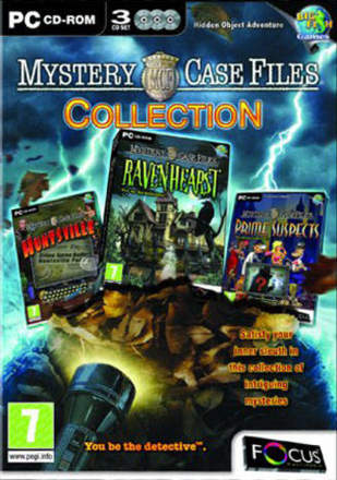 Mystery Case Files Collection Triple Pack