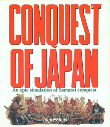 Conquest of Japan