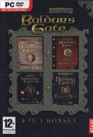 The Baldur's Gate Collection