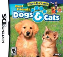 Paws & Claws: Best Friends - Dogs & Cats