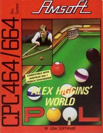 Alex Higgins World Pool