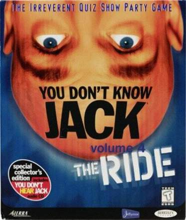You Don't Know Jack: Volume 4 - The Ride