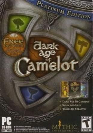 Dark Age of Camelot Platinum Edition