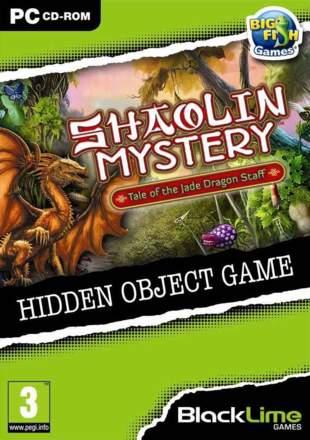 Shaolin Mystery: Tale of Jade Dragon Staff