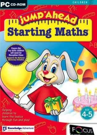 Jump Ahead Starting Maths