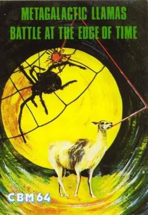 Metagalactic Llamas: Battle at the Edge of Time