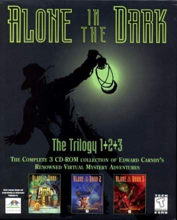 Alone in the Dark: The Trilogy 1+2+3