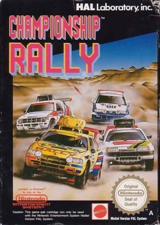 Championship Rally (1991)