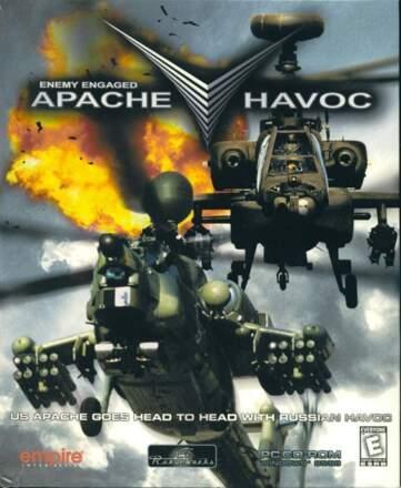 Enemy Engaged: Apache V Havoc