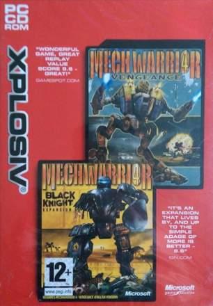 MechWarrior 4: Vengeance / MechWarrior 4: Black Knight