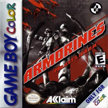 Armorines: Project S.W.A.R.M. (1999)