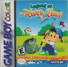 Legend of the River King GBC