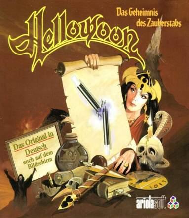 Hellowoon: Das Geheimnis Des Zauberstabs