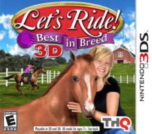 Let's Ride! Best in Breed 3D