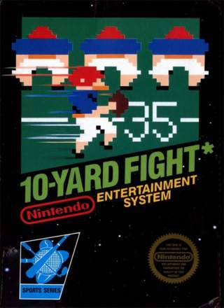 10-Yard Fight (1985)