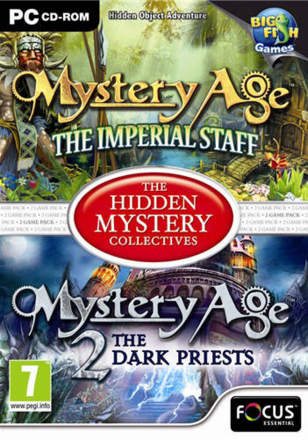 The Hidden Mystery Collectives: Mystery Age 1 & 2