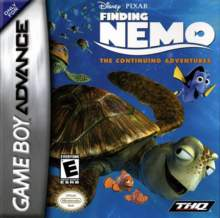 Disney/Pixar Finding Nemo: The Continuing Adventures