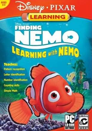 Disney/Pixar Finding Nemo: Learning With Nemo
