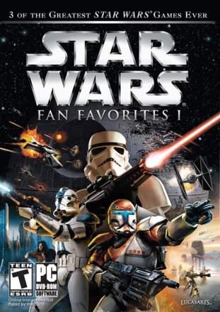 Star Wars: Fan Favorites I