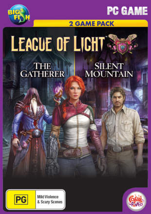 League of Light: The Gatherer and Silent Mountain