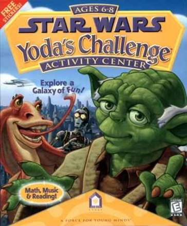 Star Wars: Yoda's Challenge - Activity Center
