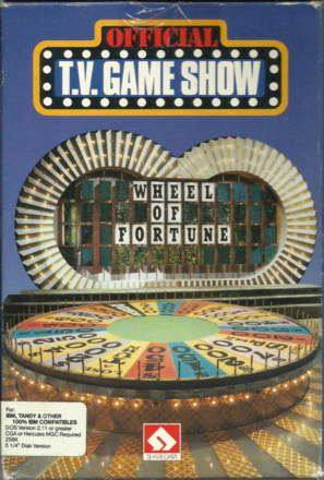 Wheel of Fortune (DOS)