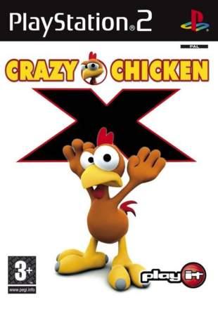 Crazy Chicken X