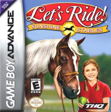 Let's Ride! Sunshine Stables