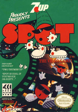 Spot: The Video Game (1990)