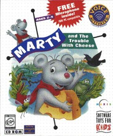 Marty and The Trouble with Cheese
